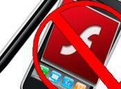 flash pour l'iPhone