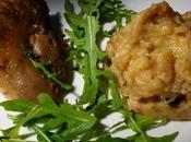 Epaule d'agneau confite purée pommes terre olives