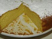 Gâteau moelleux l'orange*