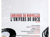 Esprit rock esprit littéraire donne concours