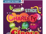 Charléty fait cirque jusqu' avril pour enfants pendant vacances.