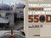 Test tribulations turques Canon 550D