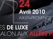 Salon voitures luxe d'Aix Provence