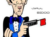 John Bidoo James Bond comme autres