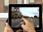 Apple prend Paris pour visite guidée Maps iPad