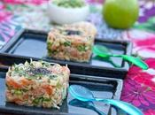wasabi gingembre pour savoureux tartare