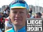 Alexandre Vinokourov (Astana) remporte Liège-Bastogne-Liège 2010