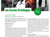 Présentation lecture public écris toujours scène poétique Lyon Part-Dieu