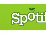 Spotify Mise jour sociale locale