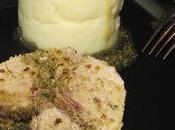 Filet mignon porc pesto