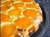 Tarte abricots sans pâte