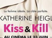 Ashton Kutcher Katherine Heigl s'embrassent tuent dans Kiss Kill