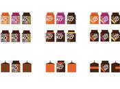 Recherche packaging CHOKO CUBE