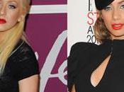 Christina Aguilera Leona Lewis réunies pour tournée