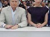 Festival Cannes Michael Douglas Shia Leboeuf séance photo (PHOTOS)