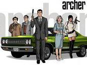 "TELEVISION: ""Archer"" Warning! Cartoon Serie Watch!/Attention nouvelle série animée découvrir"