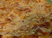 Omelette pommes terre fines herbes