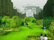 Nature capitale jardin extraordinaire Champs-Elysées prochain