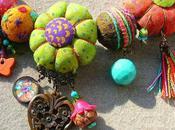 bijoux feutrés créer