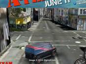 Drive A-Team Google Earth