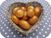 Madeleines pour petits amours...