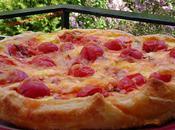 Quiche tomates cerises