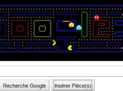 Pac-Man grignote Doodle