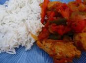 Pourquoi recette traditionnelle Poulet basquaise (plaisir gourmand mai)