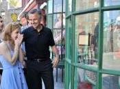 Emma Watson visite parc d'attraction d'Harry Potter exclusivité