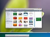 Nouveau thème Apple pour Windows