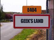 Geek's land