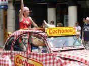 Cochonou fidèle Tour France