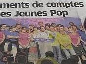 """Rififi chez """"jeunes populaires""""..."""