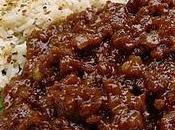 Boeuf sauce prunes
