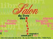 Salon Livre Balkans