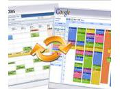 Synchronisation Lotus Notes Google Calendar