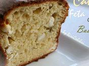 Cake Feta Basilic