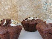 Muffins choco-amande fève tonka
