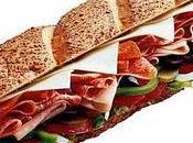 Subway targuait Etats-Unis vendre sandwiches diététiques