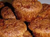 Muffins pepites caramel