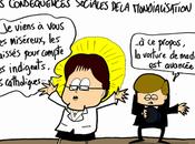 Christine Boutin, conséquences sociales mondialisation mission contre saigneurs