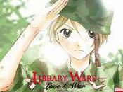 PARUTION FRANCE LIBRARY WARS Tome