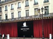 Bientôt deux nouveaux Apple Store Paris Shanghai