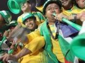 vuvuzela plus bruit.