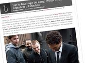"Exclusif tournage ""Largo Winch Belgique"