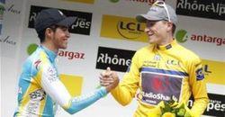 Janez Brajkovic inattendu vainqueur Criterium Dauphiné