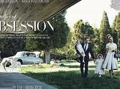 [photoshoot] Ewan McGregor Natalia Vodianova pour Vogue