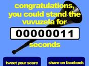 Vuvuzela-Game, tiendra plus longtemps avec