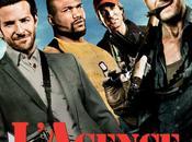 Retour vidéo photos conférence presse L'Agence tous risques avec Liam Neeson, Jessica Biel, Bradley Cooper, Sharlto Copley Quinton Rampage Johnson