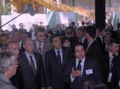 Emin Iskenderov présente Tours Hermitage Vladimir Poutine François Fillon